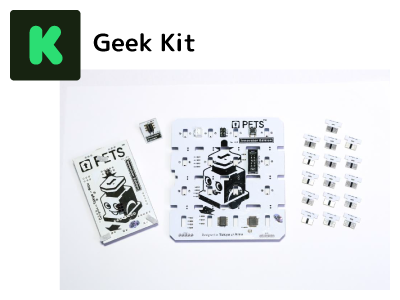 Geekキットイメージ画像